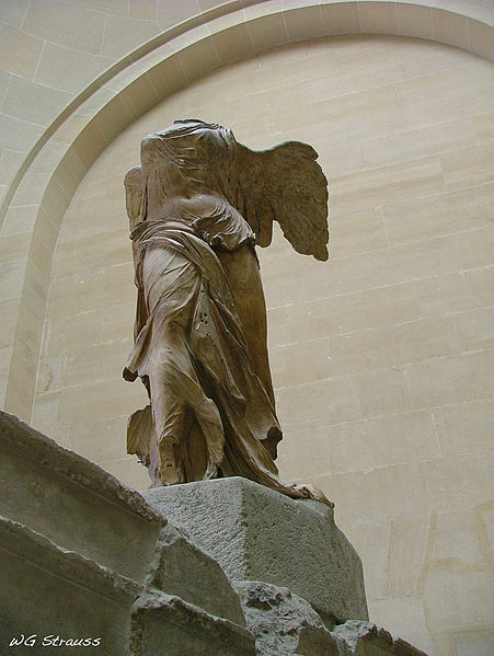 Clip-winged victory